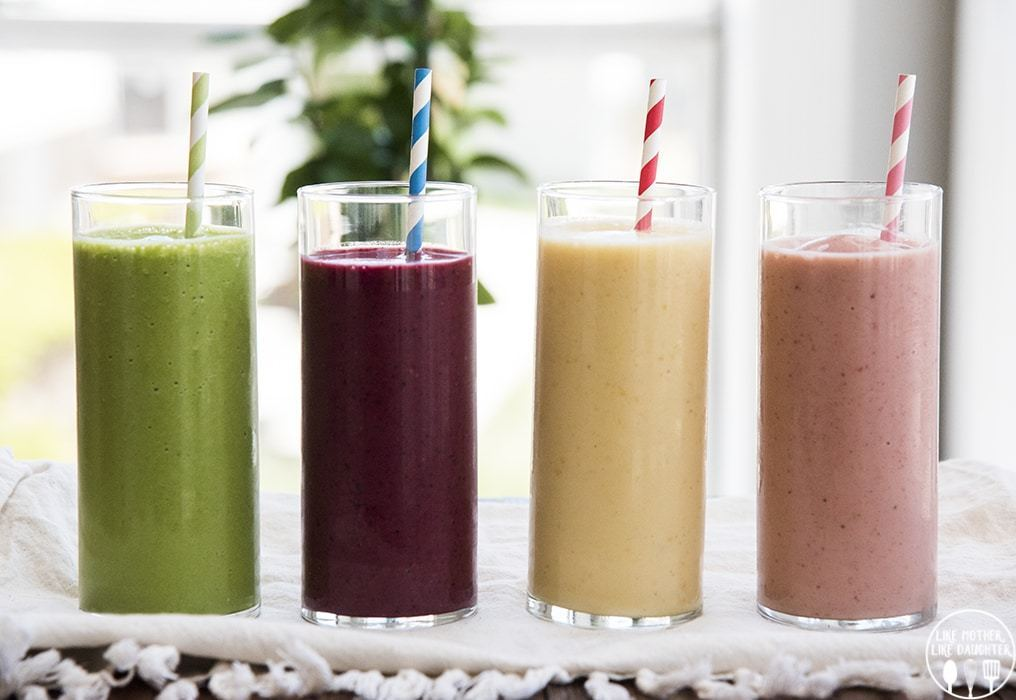 My First Post and My Addiction – SMOOTHIES!